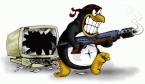 Linux ist aggressiv