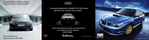 Automotive Werbung