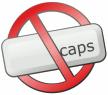 Caps Off