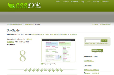 CSS Mania